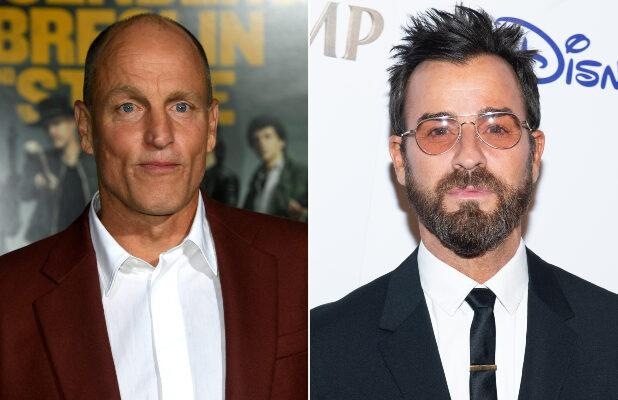 Woody Harrelson and Justin Theroux to Star in Watergate Limited Series at HBO