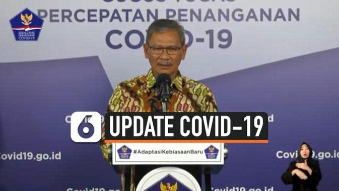 VIDEO: Bertambah 1.240 Kasus, Positif Covid-19 Indonesia Capai 51.427 Orang