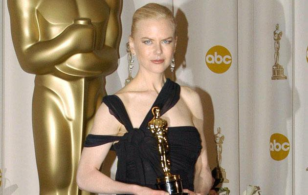 What stars did with their Oscars