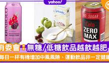 【消委會報告】無糖/低糖/健怡甜味飲品越飲越肥?每日一杯有機增加中風風險