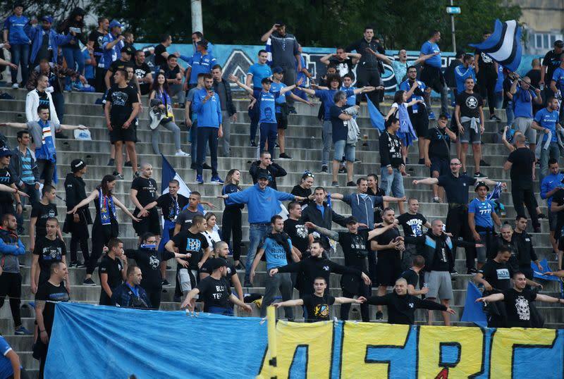 Bulgarian Soccer League - Levski Sofia v Ludogorets
