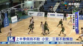 01/29 台啤寫20連勝 送周俊三特別生日禮