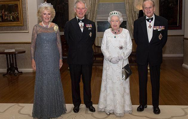 The Queen once called Camilla the 'wicked woman'. Photo: Getty