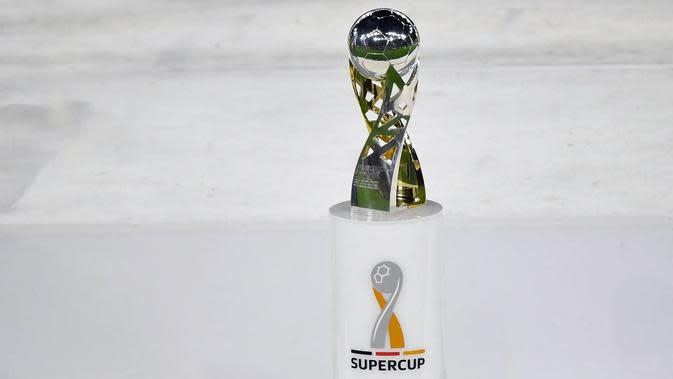 Piala Super Jerman. (Dok Bundesliga)