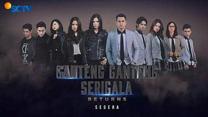 Ganteng-ganteng Serigala season 2. (foto: dok.sctv)