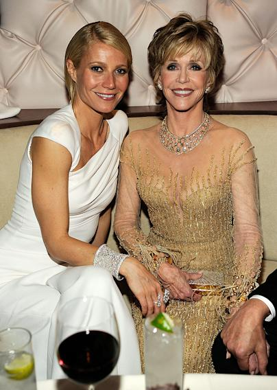 Gwyneth Paltrow, Jane Fonda