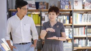 《名人書房》兒科醫師黃瑽寧:科學為證立志寫作,用愛傳遞正向育兒觀(完整版)