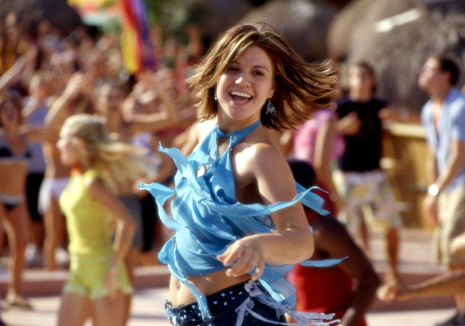 "Kelly Clarkson in ""From Justin to Kelly"""
