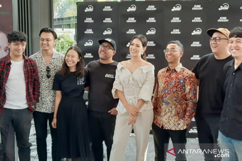 Raisa ajak drummer Seringai kolaborasi untuk konser di GBK