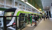 中捷試營運第6天 列車異常一度中斷部分營運