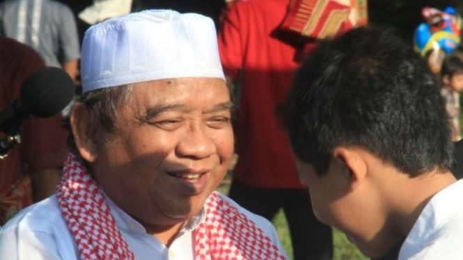 Ketua Umum LDII Abdullah Syam Meninggal Dunia