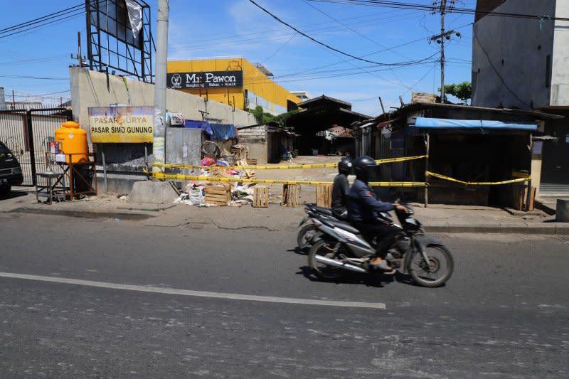 Tidak ada lagi penutupan pasar di Surabaya selama pandemi COVID-19