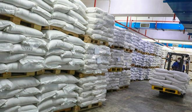 Hong Kong imported 299,500 tonnes of rice in 2019. Photo: May Tse