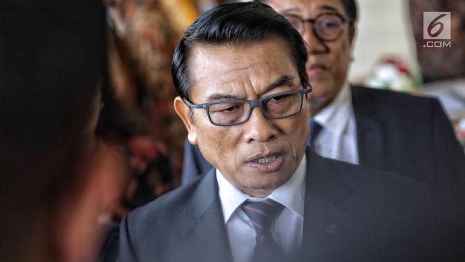 Moeldoko: Sepeda Lipat dari Daniel Mananta Bukan untuk Pak Jokowi