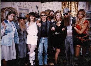 ZZ Top's 'Legs' and the Women Who Own Them