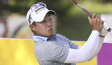高爾夫》三商名人賽第二天,李玠柏躍居領先