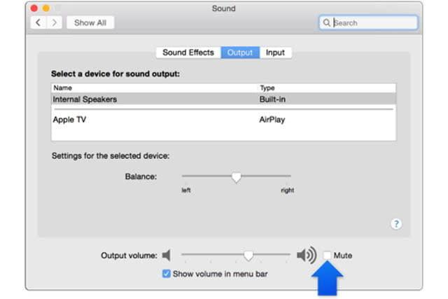 Apple audio options