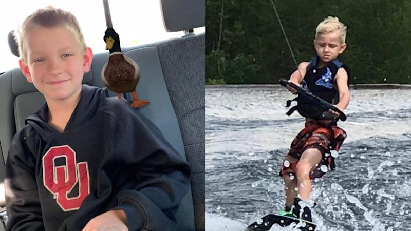 Andrew Brady Free died from carbon monoxide poisoning while boating with his family. Image via Facebook/CassandraFree.