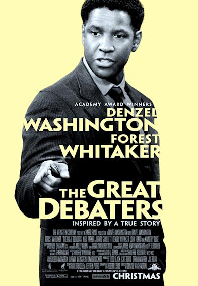 Denzel Washington Movie Titles - Great Debaters