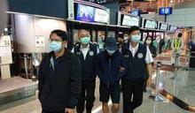 雇徵信社跟拍港學運人士 港人李彬豪遭驅逐出境