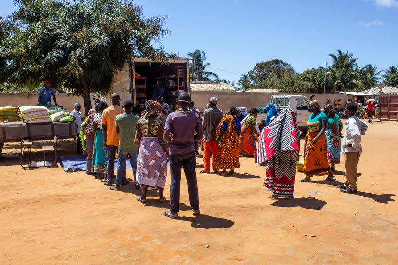 Insurgency in Mozambique threatens food security, says World Food Programme