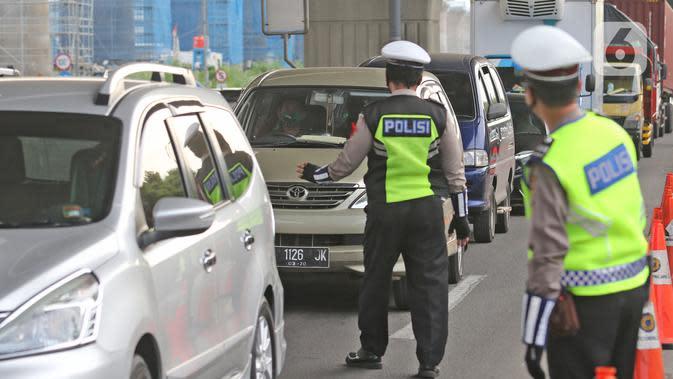 Polri Tindak 444 Ribu Pelanggaran Sepanjang Operasi Ketupat 2020