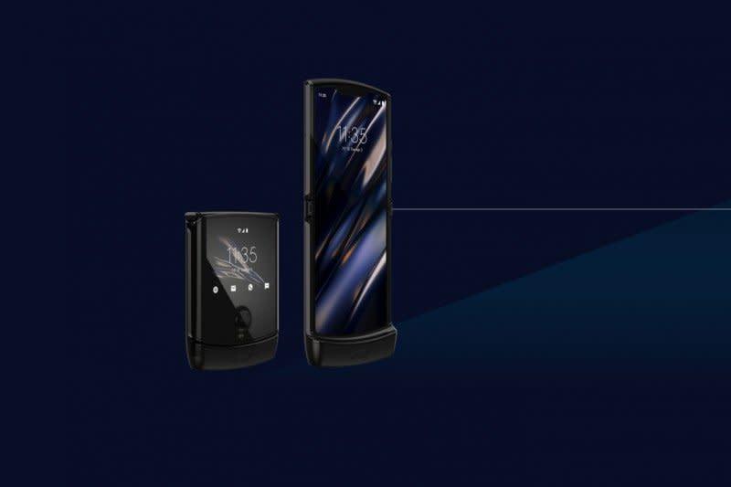 Motorola buat Razr generasi baru, harga Rp21 juta