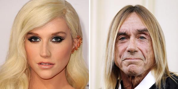 Ke$ha and Iggy Pop's 'Dirty Love' Duet Leaks
