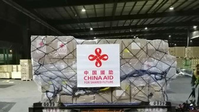 Setelah Afrika, China Kirim Bantuan Suplai Medis Corona ...