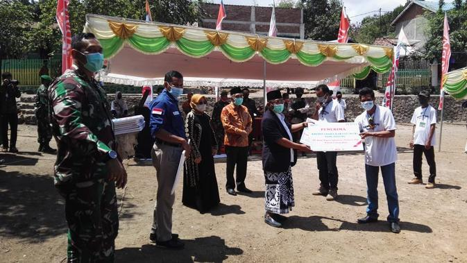 Ini TujuanProgram Taman Nusatera Gagasan Putra Ma'ruf Amin