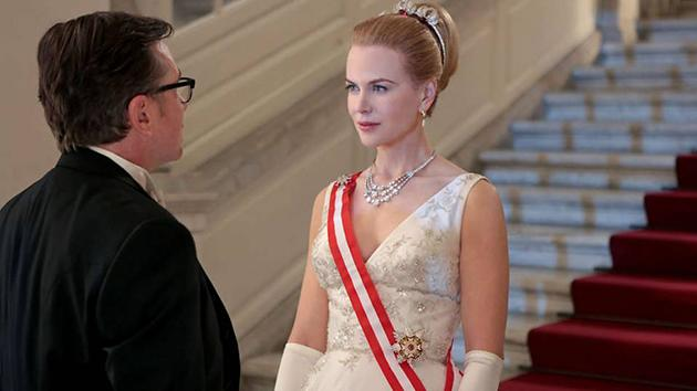 First Look: Nicole Kidman Captures the Style and Moods of Princess Grace in 'Grace of Monaco'