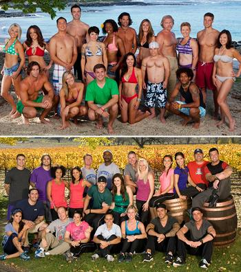 How 'Survivor' and 'The Amazing Race' Got Good Again