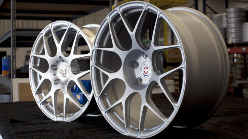 Inside the world of HRE Performance Wheels, it's different spokes for different folks