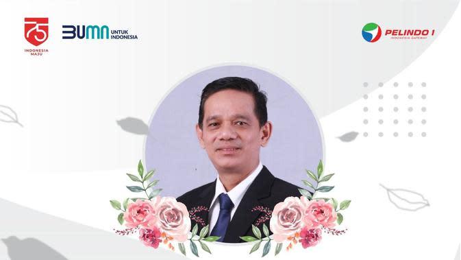 Direktur Keuangan Pelindo 1 Henri Panggabean Meninggal Dunia