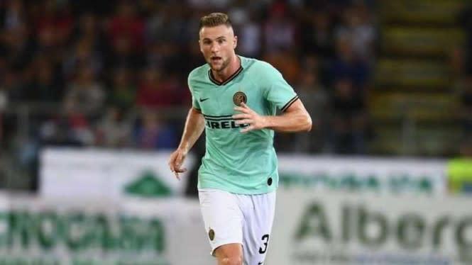 Manchester United Curi Perhatian, Bek Inter Milan dalam Incaran
