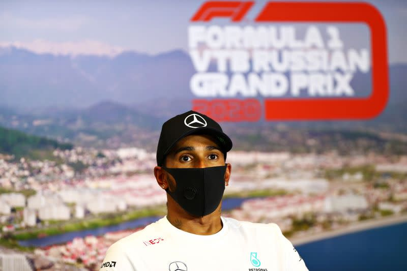 Brawn's advice to Hamilton: Lick your wounds and learn