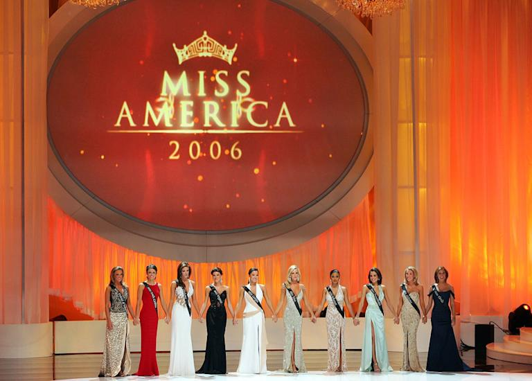 The 2006 Miss America Pageant - Nicole Brewer