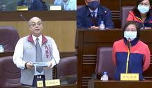 文化局長說得比做得好 桃議員劉勝全:希望做得和說得一樣好