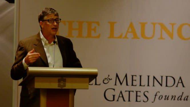 Soal Informasi Corona, Bill Gates Sebut Media Sosial Sebarkan Ide Gila