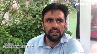 塔利班戰士玩轉喀布爾遊樂園 搭碰碰車一改激進形象