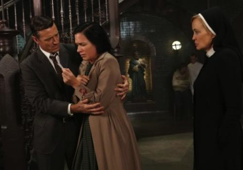 American Horror Story: Asylum Recap: Out of the Frying Pan and Into…?