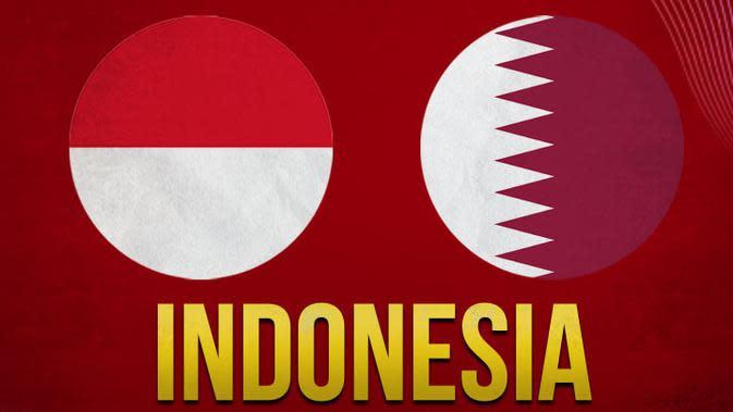 Timnas Indonesia - Timnas Indonesia U-19 Vs Qatar U-19 2 (Bola.com/Adreanus Titus)