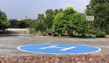 南投傳直升機違法飛行 廠房地面漆起降位置 (圖)