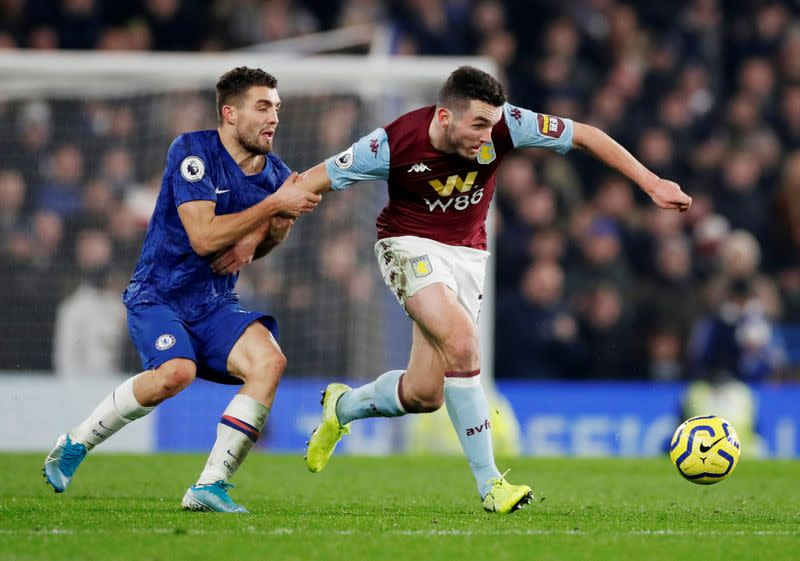 Premier League - Chelsea v Aston Villa