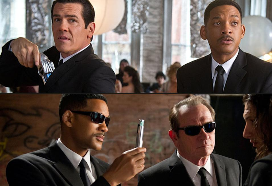 Five Film Facts Men in Black 3