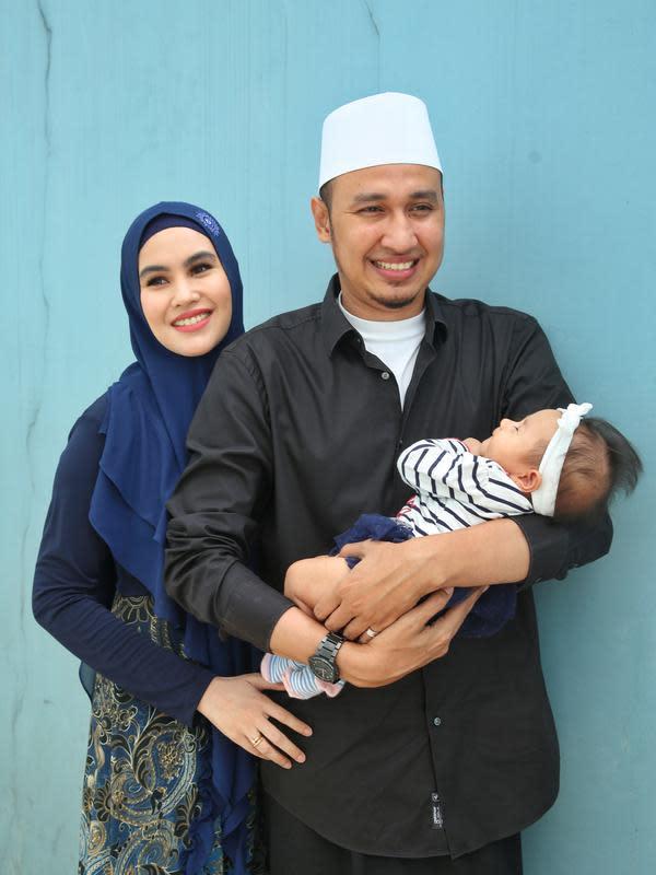 Kartika Putri dan Habib Usman Bin Yahya. (Adrian Putra/Fimela.com)