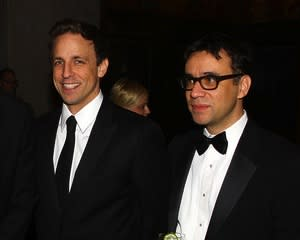 Seth Meyers Chooses Fellow SNL Alum Fred Armisen as Late Night Bandleader