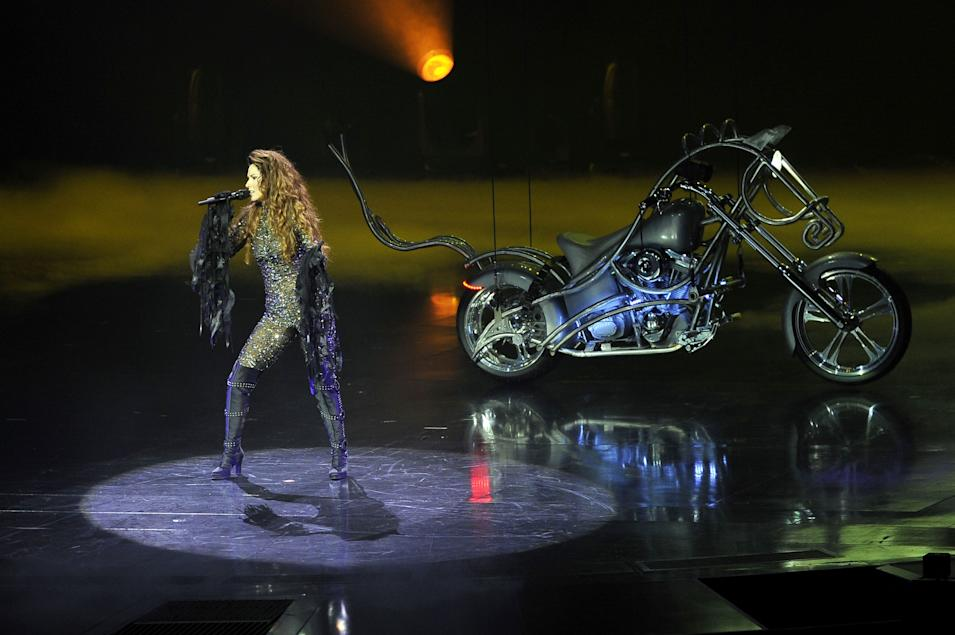 "Shania Twain Launches ""Shania: Still the One"" At The Colosseum At Caesars Palace"