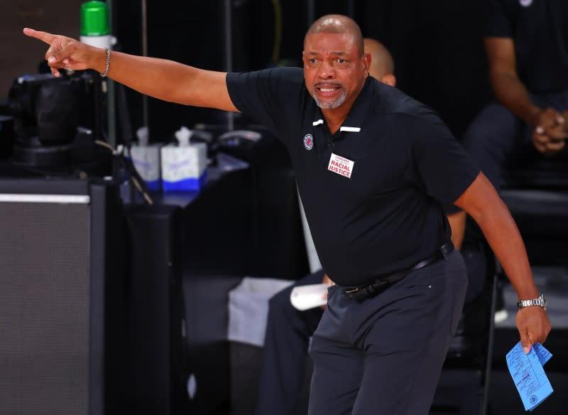 Rivers announced as 76ers' coach