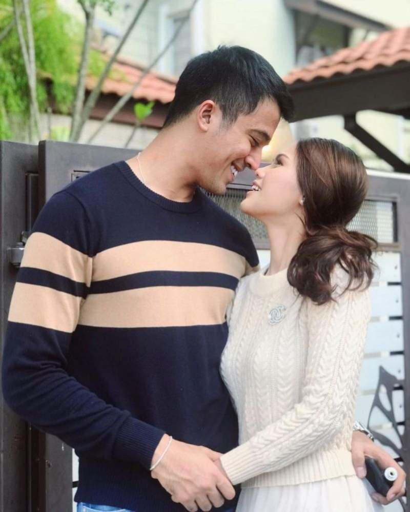 Bella and Aliff were divorced in May this year. ― Picture via Instagram/Bella Astillah